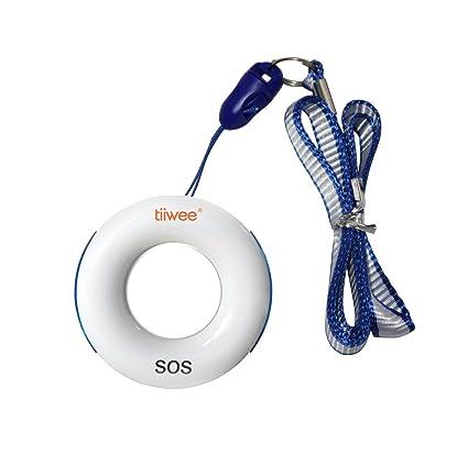 Botón de Alarma Tiiwee para el Sistema de Alarma para el Hogar Tiiwee - Sistema de Alarma para el hogar inalámbrico y antirrobo - Seguridad para el ...