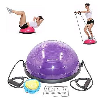 CAJOLG Yoga Bola de la Velocidad de la Bola pérdida de Peso ...