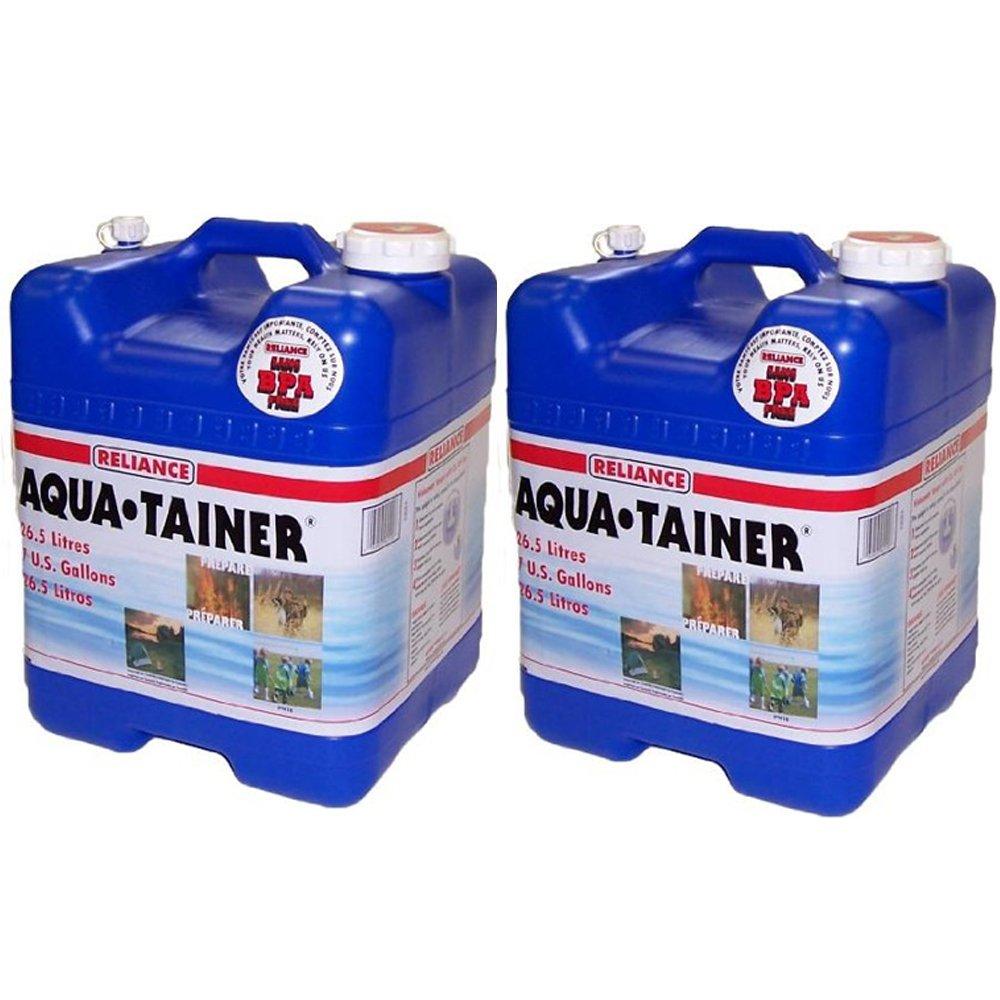 Reliance 9410-23 - Recipiente de Agua para Acuario, Color Azul