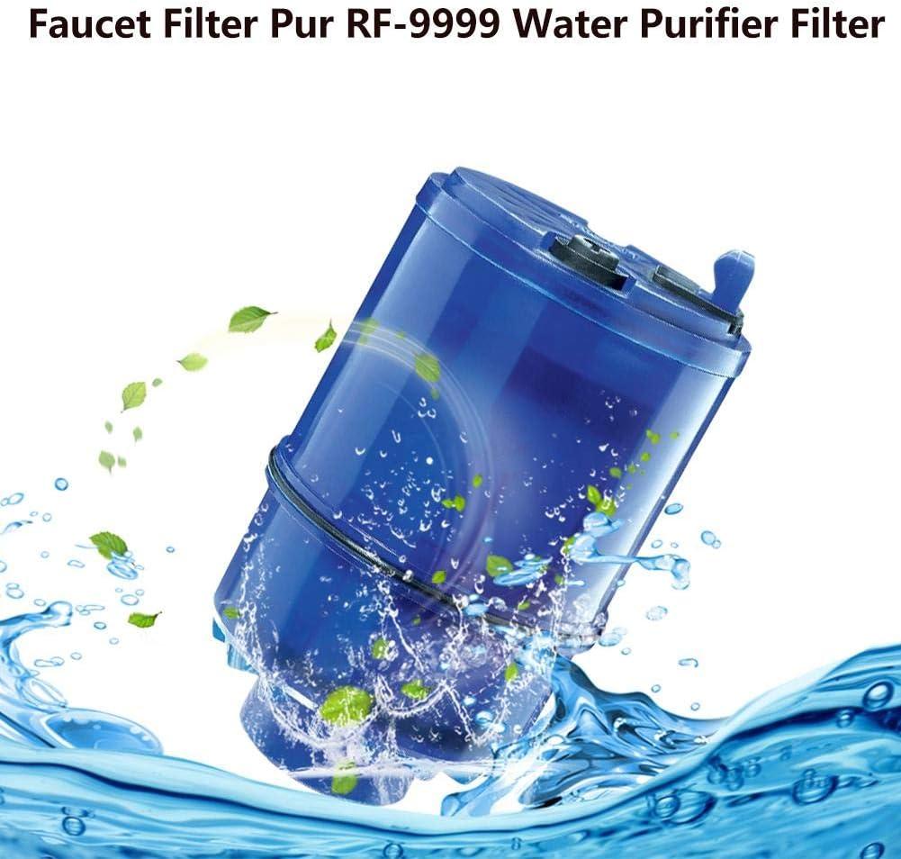 Blue-Yan - Filtro de Agua para purificador de Aire (Compatible con ...
