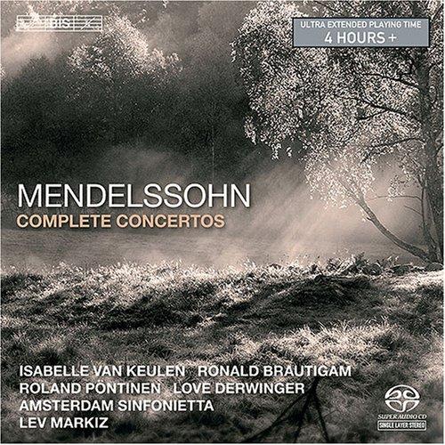 MENDELSSOHN-BARTHOLDY / VAN KEULEN / MARKIZ