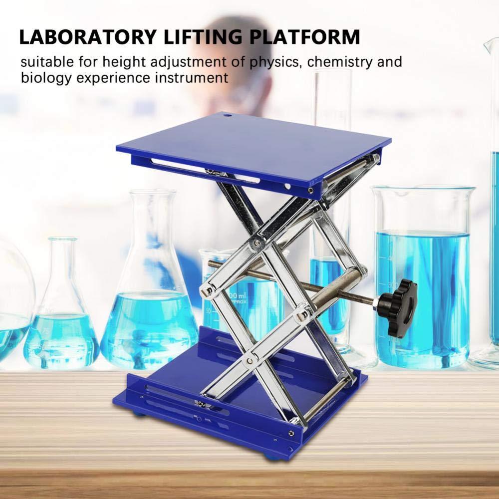200/× 200/× 280mm Aluminum Oxide Lab Jack, Scientific Lab
