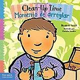 Clean-Up Time / Momento de arreglar (Toddler Tools) (English and Spanish