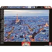 Paris Lights - Educa 1000 Piece Puzzle by Educa