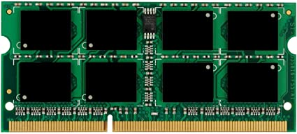 Samsung 4GB 1066 MHz DDR3 PC3-8500 SO-DIMM RAM Memory at amazon