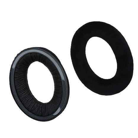 Replacement Ears Pads Cushion For Sennheiser PC350 PC360 HD515 HD518 HD555 HD558