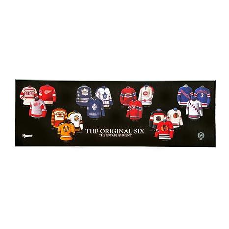 Amazon.com   Winning Streak NHL Original Six Teams Legacy Uniform ... d2c6e5a9e