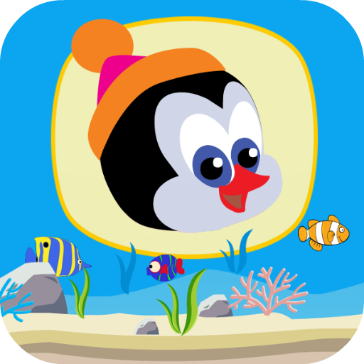 Penguin Fishing Free Game Evolution