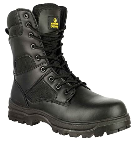 Amblers FS008 Mens Safety Boots (Euro Sizing) Safety Footwear B00NNPV0FI