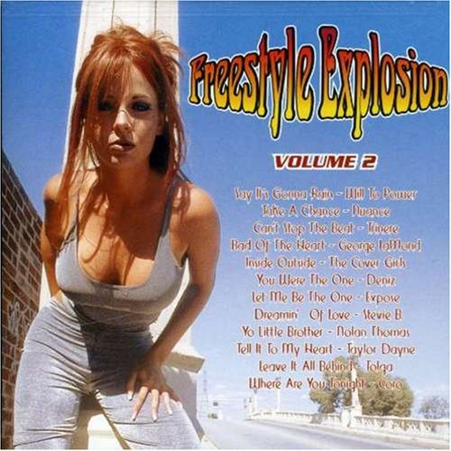 Freestyle Explosion Volume 2