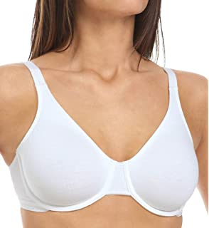 3d0809a499c6a Fruit of the Loom Women s Stretch Cotton Extreme Comfort Underwire Bra