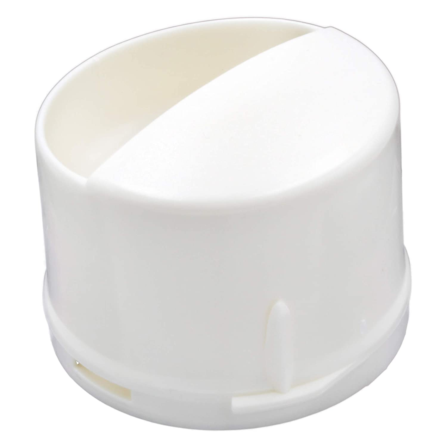 Supplying Demand 2260502W Water Filter Cap Compatible With Whirlpool Fits 2260518W, PS11739972