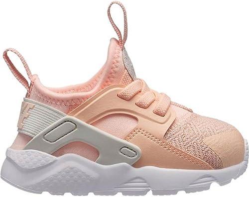 Nike Huarache Run Ultra SE TD Scarpe Bambina Rosa - Sneaker in Tela AA3050  800 3678 637b835e637