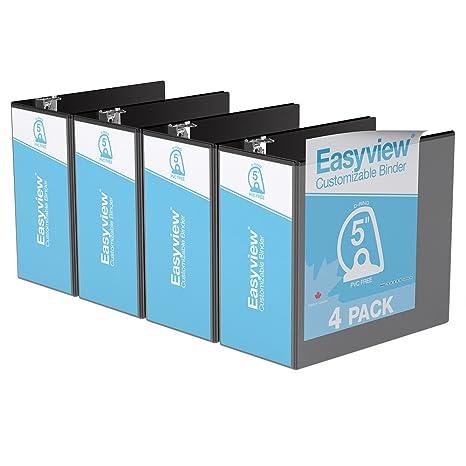 Amazon.com: Easyview Premium - Archivador de anillas ...