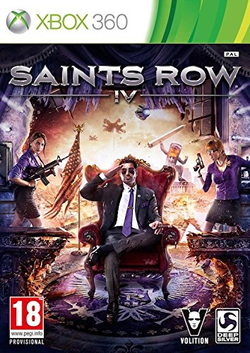 X360 SAINTS ROW IV: COMMANDER IN CHIEF EDITION (EU) (Saints Row 4 Commander In Chief Edition)