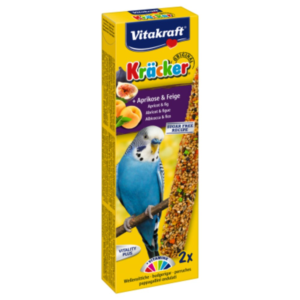 Vitakraft Vitobel - Kräcker Perruches Aux Fruits