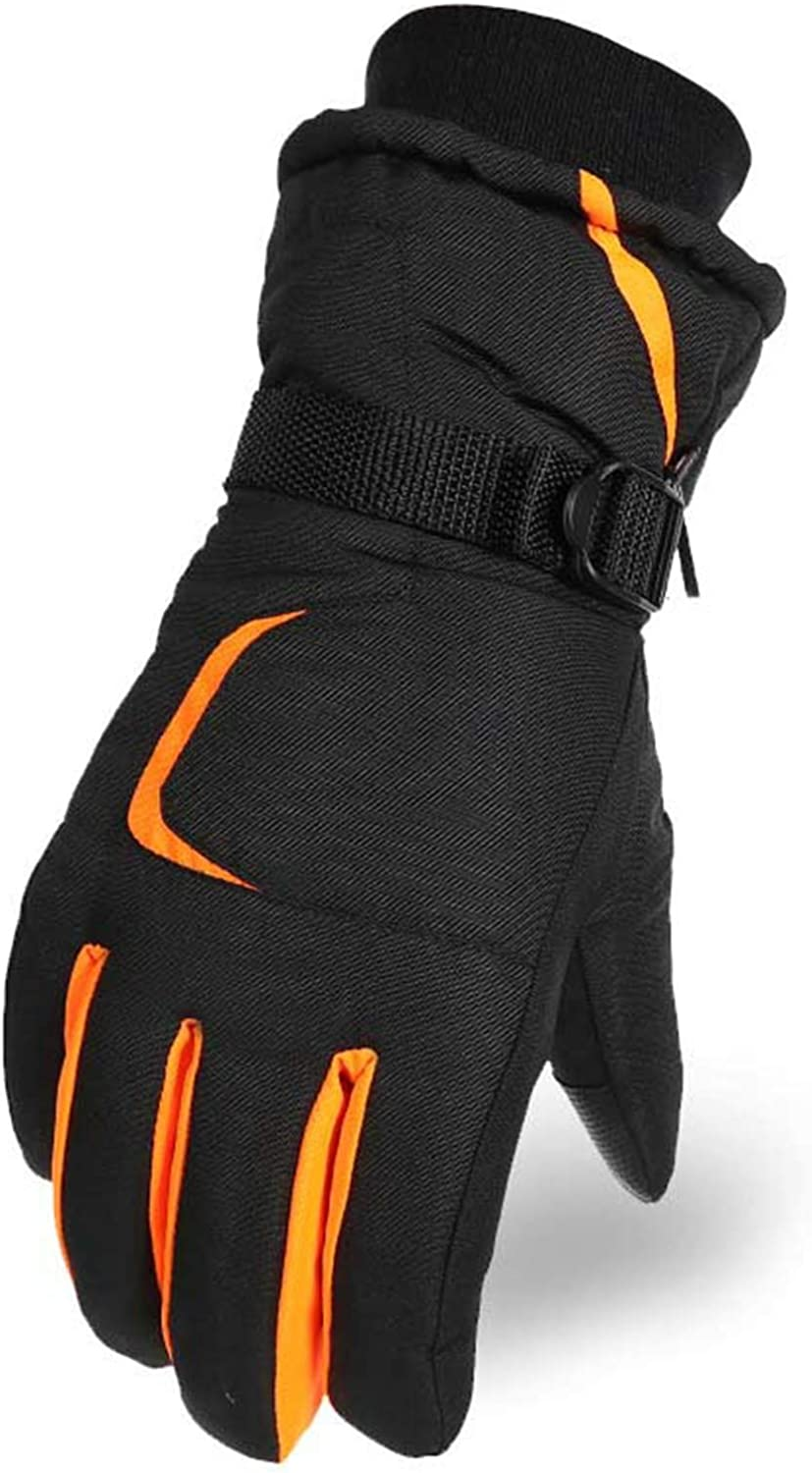 Aokarry Gloves Cycling Motocycle Gloves Microfiber Winter Gloves Warm Touch Screen Motocycle