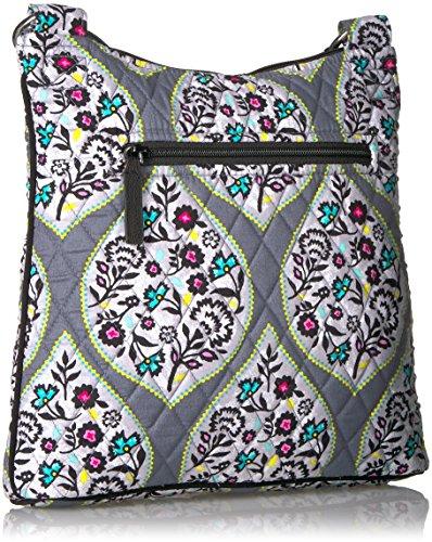 Cross Handbag Heritage Hipster Vera Bradley Women's Leaf Vera Body Bradley X0wqx7