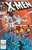 Front cover for the book The Uncanny X-Men #229 - Down Under by Chris Claremont