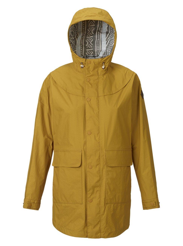 Burton Women's Flare Parka Jacket, Harvest Gold, Medium
