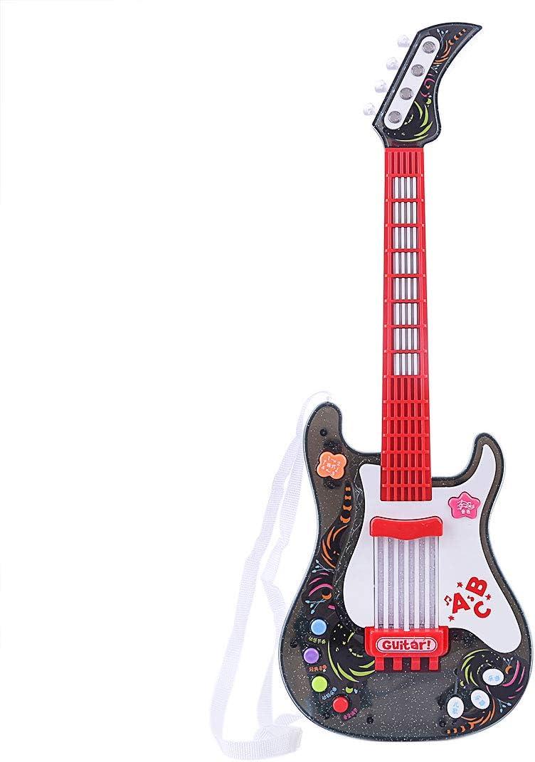 Gettesy Guitarra Electrica Niños Guitarra Infantil Juguete para ...