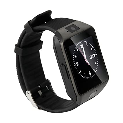Amazon.com: SURMOS Dz09 Bluetooth Smart Watch Support SIM ...