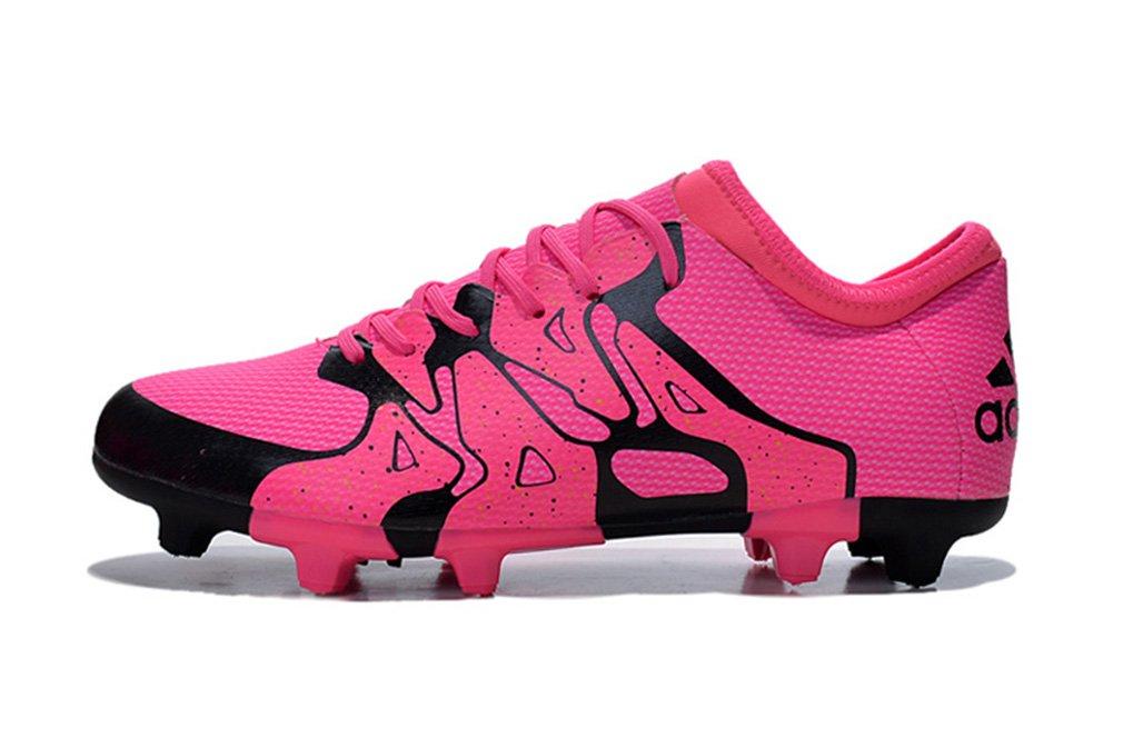 Generic Herren 's X 15,1 FG AG Pink Niedrig Fußball Schuhe Fußball Stiefel