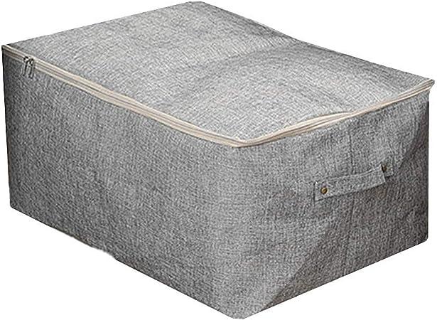 TUANTALL Cajas almacenaje Cajas almacenaje Ropa Bolsas Grandes para Almacenamiento De Almacenamiento de Ropa Edredón Bolsas de Almacenamiento l: Amazon.es: Hogar
