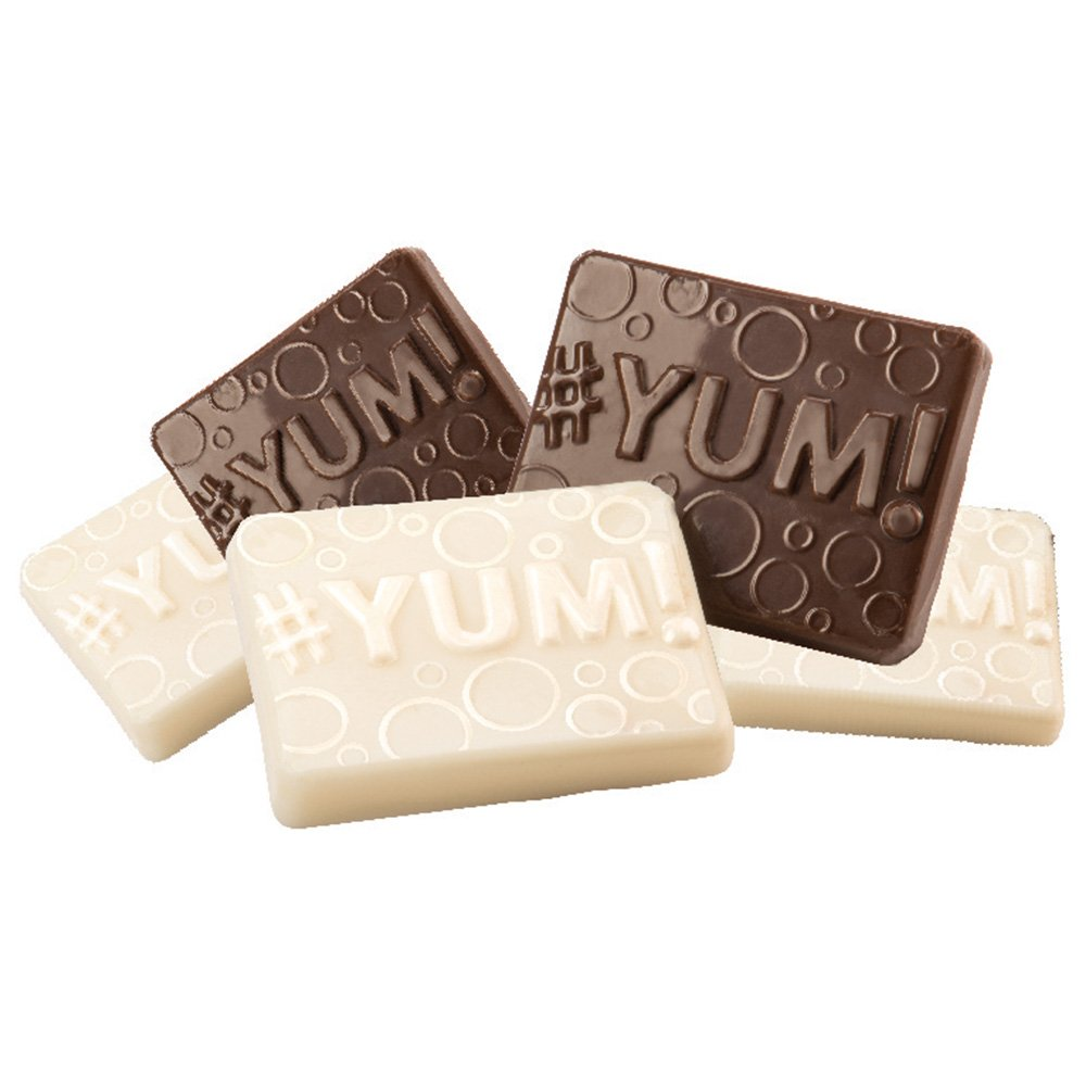 Amazon.com: Yummy Nummies Candy Shop - Cocoa Fun Bars Maker: Toys ...