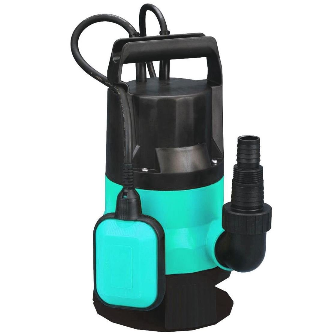 Oypla Heavy Duty Electric Submersible Pump for Clean/Dirty Water