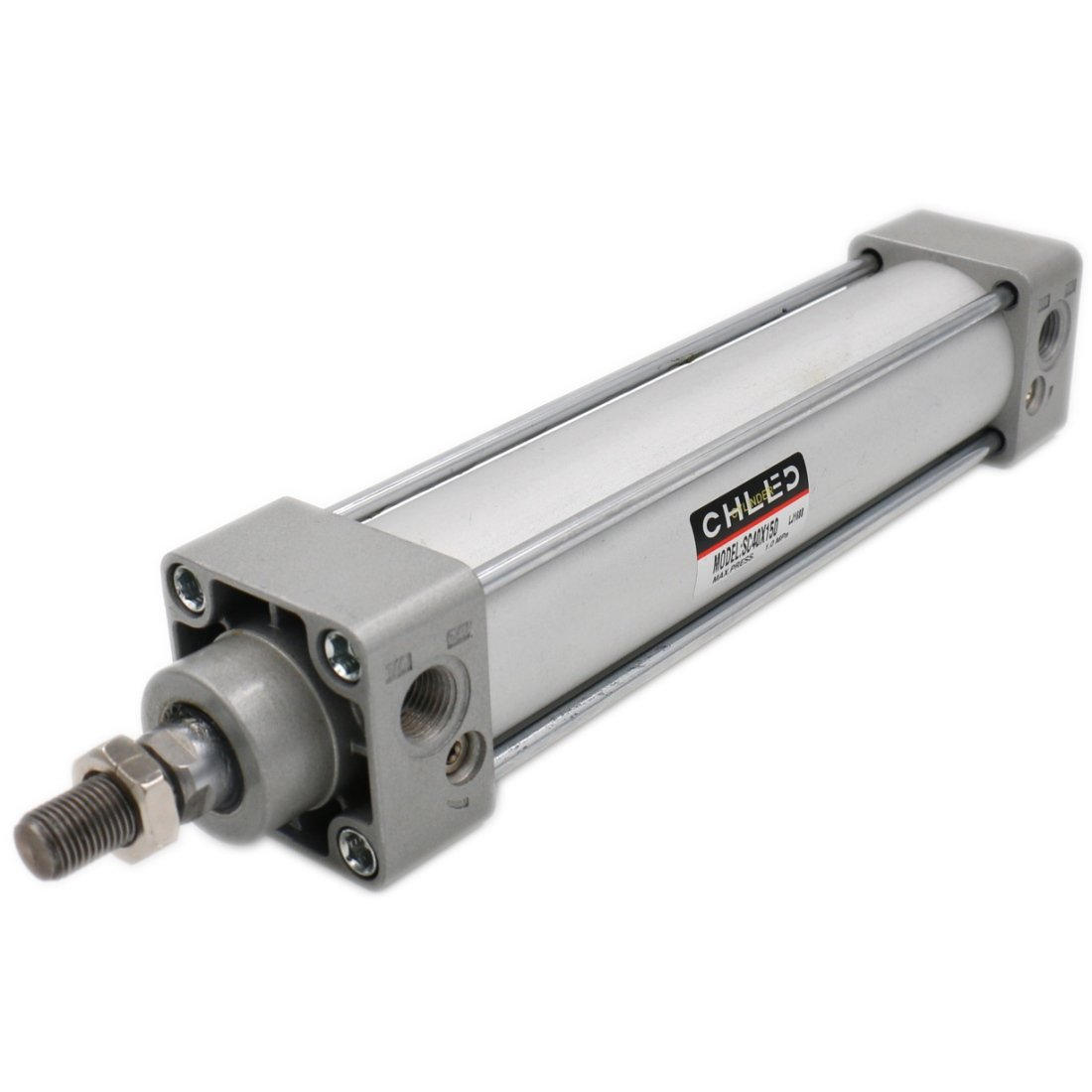 Heschen pneumatique Standard Cylindre SC 40– 150  PT1/4  Ports 40  mm Bore 150  mm Stroke Double Action CHLED Pneumatic