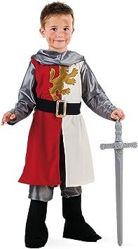 Limit Sport - Disfraz medieval de Cid para niños, talla 5 (MI420 ...