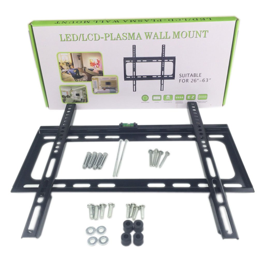 Ocamo Uni-body Wall Mount TV Holder Universal Bracket Rack for LCD TV 26-63inch