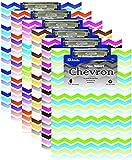 Standard Size Chevron Paperboard Clipboard 48 pcs sku# 1892797MA