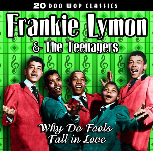 CD : Frankie Lymon & the Teenagers - Why Do Fools Fall In Love (CD)