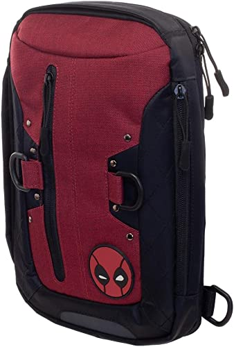Deadpool Mini Backpack Deadpool Accessories Deadpool Bag