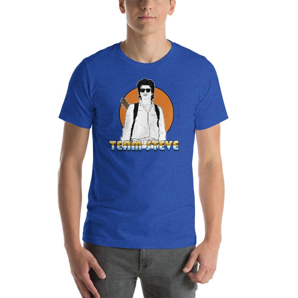 The Art of Craig Snodgrass Team Steve! Short-Sleeve Unisex T-Shirt