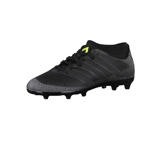 Bota de fútbol adidas jr Ace 16.3 Primemesh FG AG Core Black  Amazon ... 9419027ee7fad
