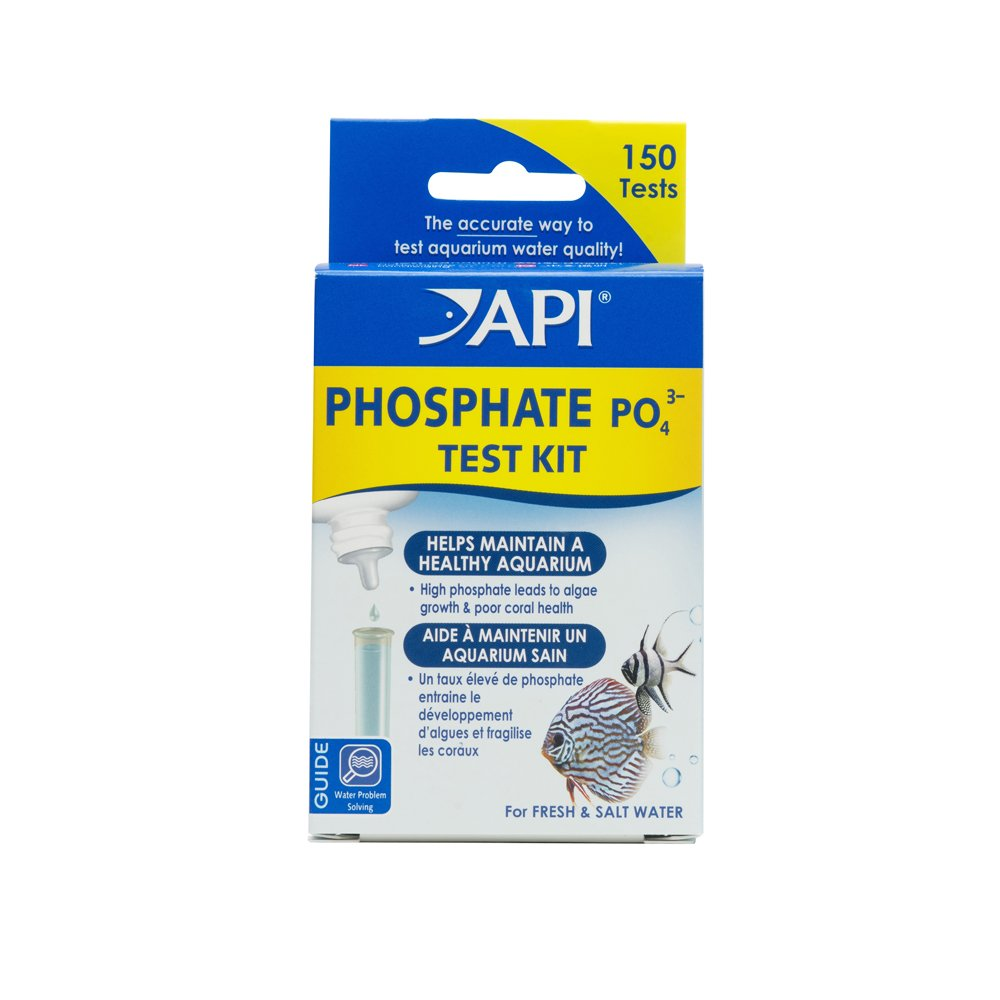 API Phosphate Test Kit For Freshwater And Saltwater