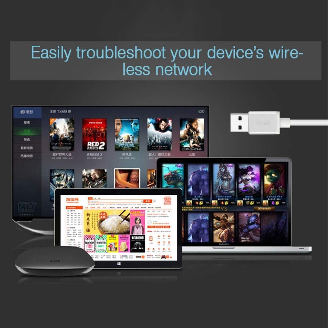 Aluminum Shell 3 USB3.0 Ports HUB USB3.0 Gigabit Ethernet Adapter for MacBook