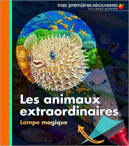 Livre Les animaux extraordinaires pdf ebook