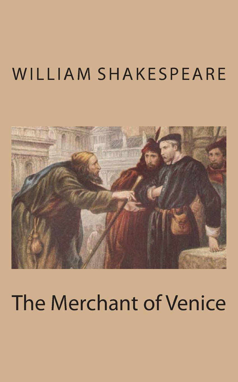 The Merchant Of Venice Amazon William Shakespeare