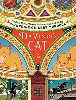 Da Vinci's Cat by Catherine Gilbert Murdock science fiction and fantasy book and audiobook reviews
