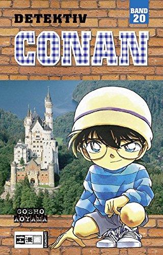 Detektiv Conan 20 Taschenbuch – 15. Dezember 2003 Gosho Aoyama Egmont Manga 3898854019 Comedy