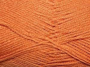 Sirdar Snuggly Knitting Yarn 4 Ply 458 Pumpkin Patch - per 50 gram ball by Sirdar