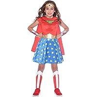 Disfraz de niña Wonder Woman Maravilla clásica