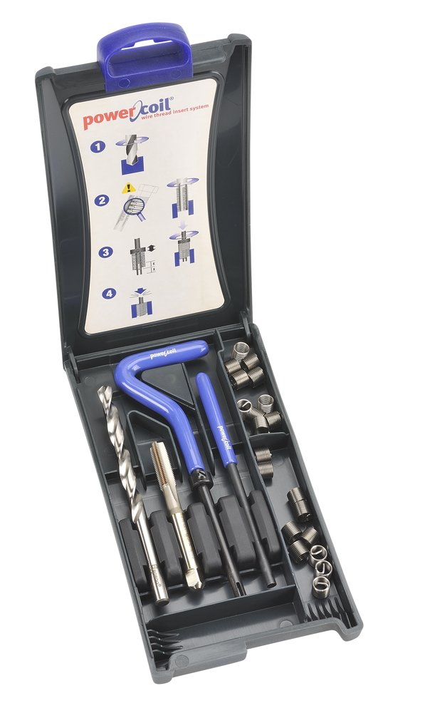 Bordo Europe PowerCoil 3520-4.00K Gewindereparaturset, M4 x 0,7