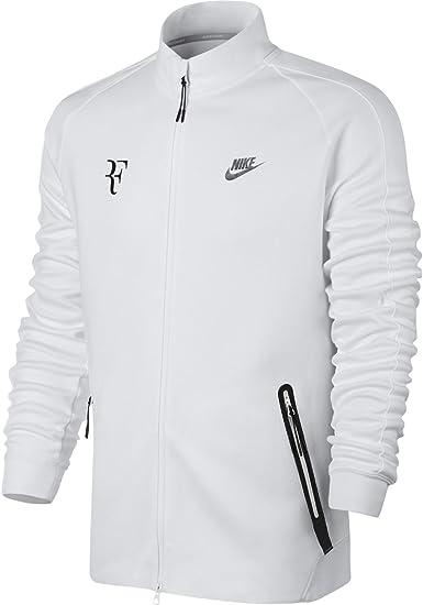 Nike Rf Roger Federer Wimbledon 2017 Jacket S Amazon Co Uk Clothing