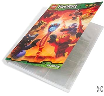LEGO Ninjago - Álbum para Cartas coleccionables: Amazon.es ...