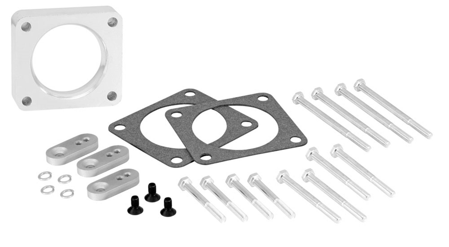 Spectre Performance 11261 Throttle Body Spacer Ford F150 Truck Expedition 4.6L 1997-2010
